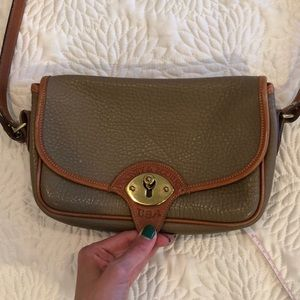 Authentic Dooney & Bourke cross-body purse